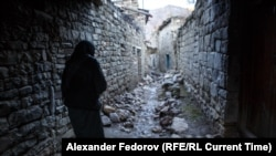 PHOTOGALLERY: Alone In The Mountains Of Daghestan -- The Last Inhabitant Of An Abandoned Village
