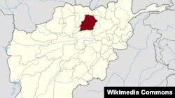 محل ولایت (استان) سَمَنگان در افغانستان.