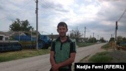 Фермер из села Новый Мир Советского района Дилявер Альчиков