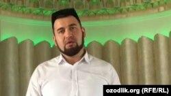Бывший имам соборной мечети «Омина» в Ташкенте Фазлиддин Парпиев.