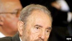Fidel Kastro 1959-cu ildən Kuba lideridir