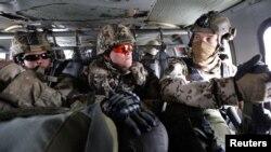 آرشیف، شماری از نیروهای جرمنی در افغانستان