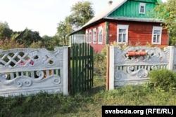 Хата Сяргея ў Бабровічах