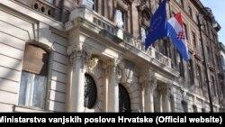 Ministarstvo vanjskih poslova Hrvatske