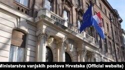 Ministarstvo spoljnih poslova Hrvatske, Zagreb