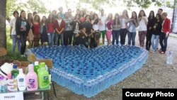 Prikupljanje humanitarne pomoći u Crnoj Gori