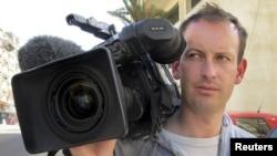 Французький репортер Жиль Жак'є, який загинув у місті Хомс 11 січня 2012 року