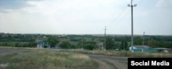 Село Благовка на фото из местной группы в соцсетях