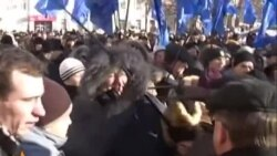 Євромайданівці вимагають відставки керівництва Кіровоградської ОДА