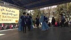 Азербайджанцы Грузии празднуют Новруз
