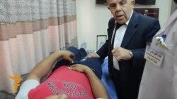فريق طبي تركي يجري عمليات جراحية في الكوت