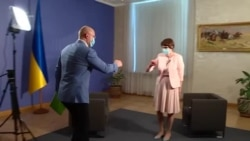 Про Зеленського, карантин, Ахметова і воду для Криму. Інтерв'ю з прем'єром Шмигалем (відео)