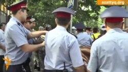 В Алматы задержали ипотечников