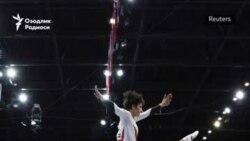 Ўзбекистонлик 44 яшар Оксана Чусовитина Токио олимпиадасига боради