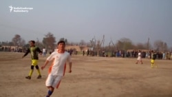 Soccer Returns To Pakistan's Restive Khyber Agency