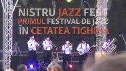 Jazz la Cetatea Tighina