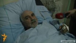 Պարույր Հայրիկյանի բացառիկ հարցազրույցը հիվանդասենյակում