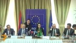 Պյոտր Սվիտալսկի․ Արդարադատության համակարգի բարեփոխումները Հայաստանի զարգացման բանալին են