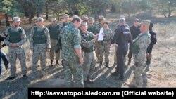 «Народные дружинники» в Севастополе