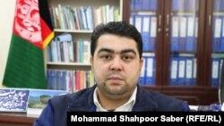 جاوید ضرغام آمر فرهنگ و هنر ریاست اطلاعات فرهنگ در هرات