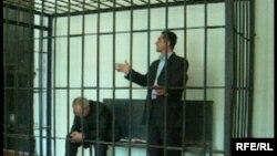 Samir Sədaqətoğlu və Rafiq Tağı ötən ilin noyabrında həbs ediliblər