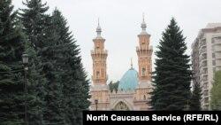Владикавказ. Архивное фото