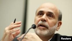 Председатель ФРС США Бен Бернанке