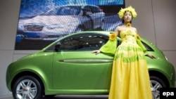 چین امیدوار است که با خوردویی به نام چری، بتواند در بازارهای جهانی به غول های صنعت خودروسازی رقابت کند.