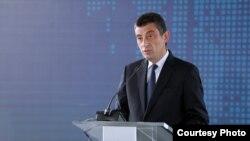 Открывая форум, Георгий Гахария в своем выступлении говорил о важности обеспечения кибербезопасности страны в канун выборов