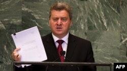 Gjorgje Ivanov në OKB