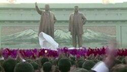 Каторга в Северной Корее за украденный плакат