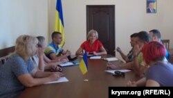 Учредительное собрание Общественного совета при Представительстве Президента Украины в Автономной Республике Крым
