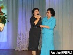 Вәлимә Ташкаловага Җәмилә Рәхимова җыр бүләк итә