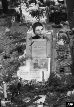 Sjećanje na Jana Palacha, Prag