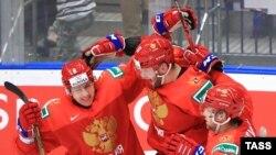 Сборная России на молодёжном чемпионате мира по хоккею 2020 года