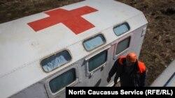 Спасатели в Крыму. Иллюстрационное фото