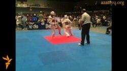 Тренировка таэквондиста