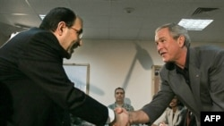 جرج بوش در سفر ماه جاری خود به عراق