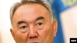 Nazarbaev is credited by many Kazakhs for bringing stability