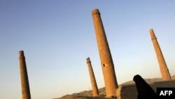 آرشیف، منارهای مصلی هرات