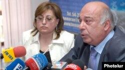 председатель наблюдательской организации «Выбор твой» Аруттюн Амбарцумян