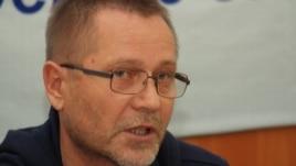 Сергей Дуванов, журналист.