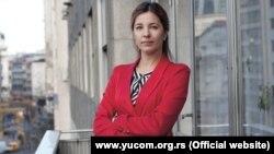 Katarina Golubović: Kada je u pitanju Srbija, postoji veliki broj odluka kojim se slučaj skida sa liste (na fotografiji, datum nepoznat)