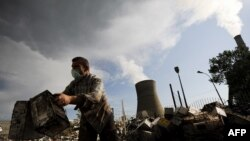 Ndotja e ambientit nga mbeturinat dhe nga tymi i KEK-ut