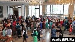 Казанда III татар хатын-кызлары форумы