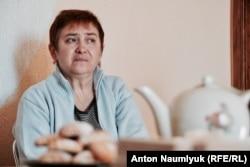 Мати Ервіна Ібрагімова Ліля