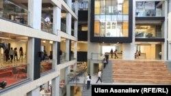 Американын Борбор Азия университетинин жаңы кампусу