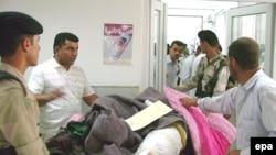 زيان عثمان، وزير بهداشت کردستان عراق می گويد در چهار انفجار روز سه شنبه دست کم ۳۵۰ نفر زخمی شده اند