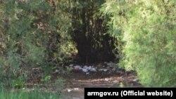Армянськ, ілюстративне фото