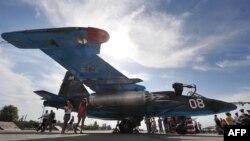 Канттагы Орусиянын аскер-аба базасы. 12-август, 2012-жыл.